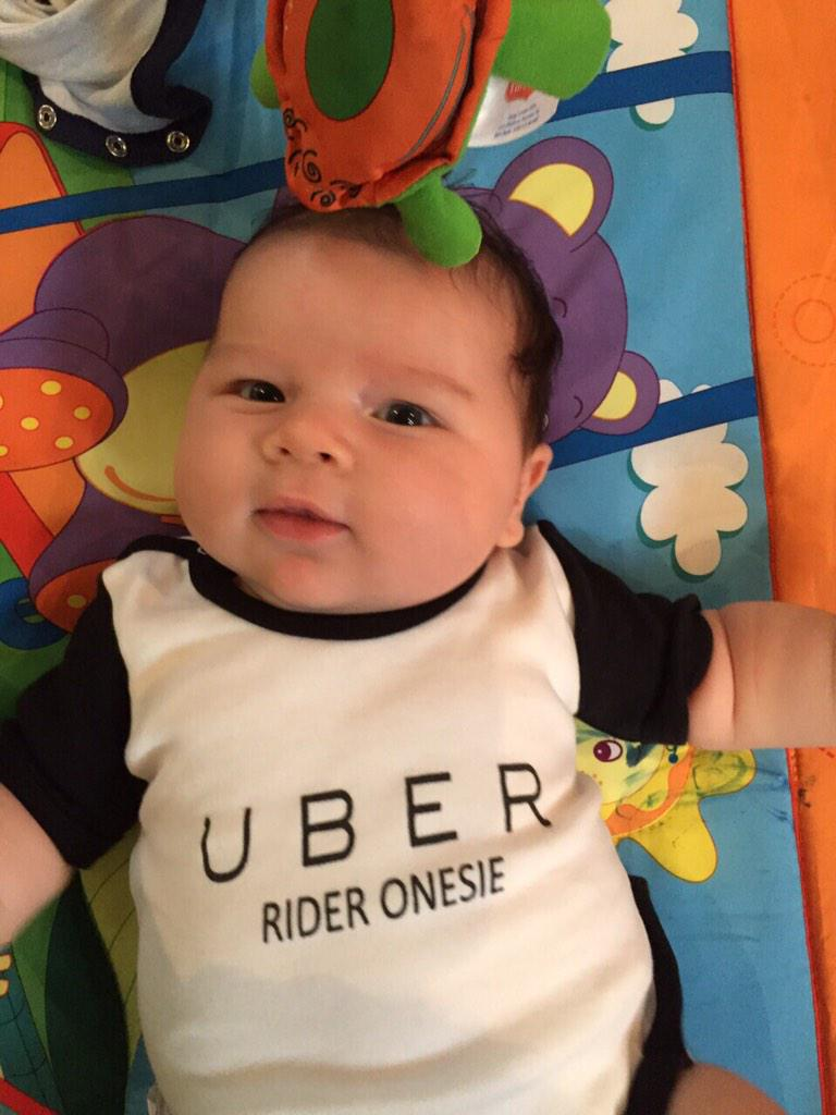 Uber has an official policy on what to do when a baby is born in the back of a car