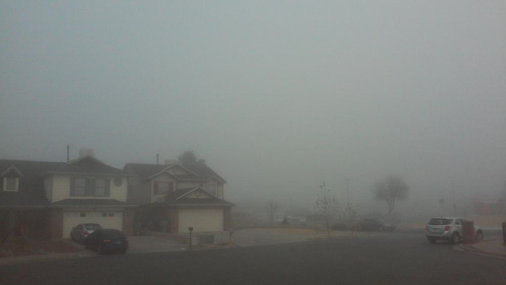 Thumbnail for Fog in El Paso