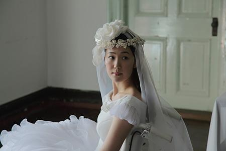 葉子役を演じる黒木華さん