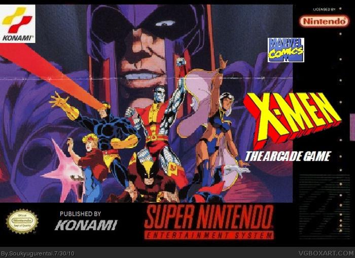 swan on twitter konami when did x men the arcade game come out