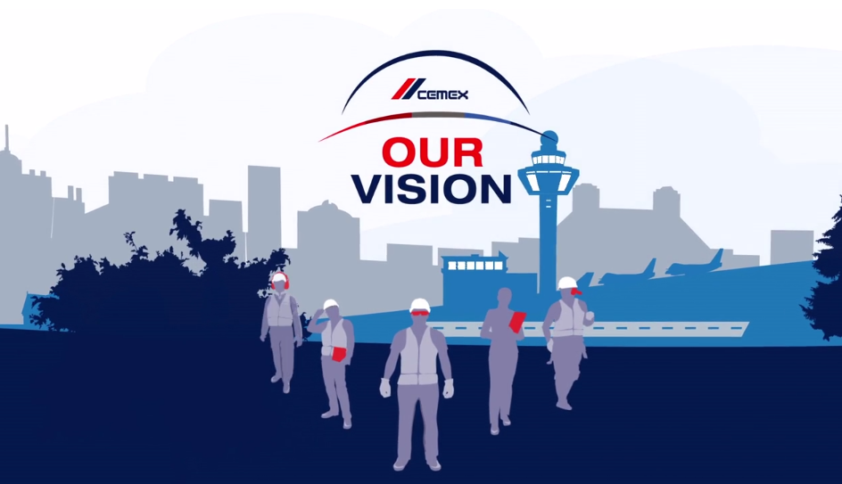 2015will be a year of opportunities.The CEMEX team is committed to our vision of sustainable value creation worldwide http://t.co/9WpXo48GXS