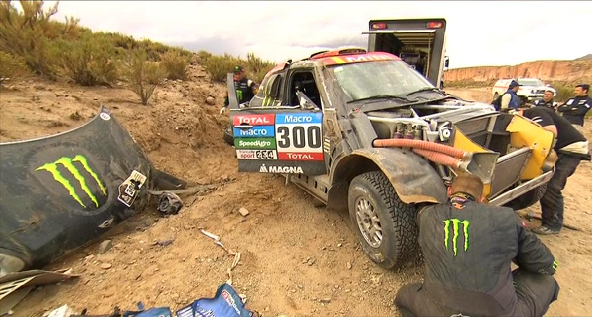 2015 Rallye Raid Dakar Argentina - Bolivia - Chile [4-17 Enero] - Página 11 B7aVP17IEAA9tsz