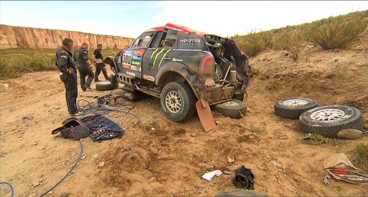 2015 Rallye Raid Dakar Argentina - Bolivia - Chile [4-17 Enero] - Página 11 B7aVP7ZIQAA7Nkv