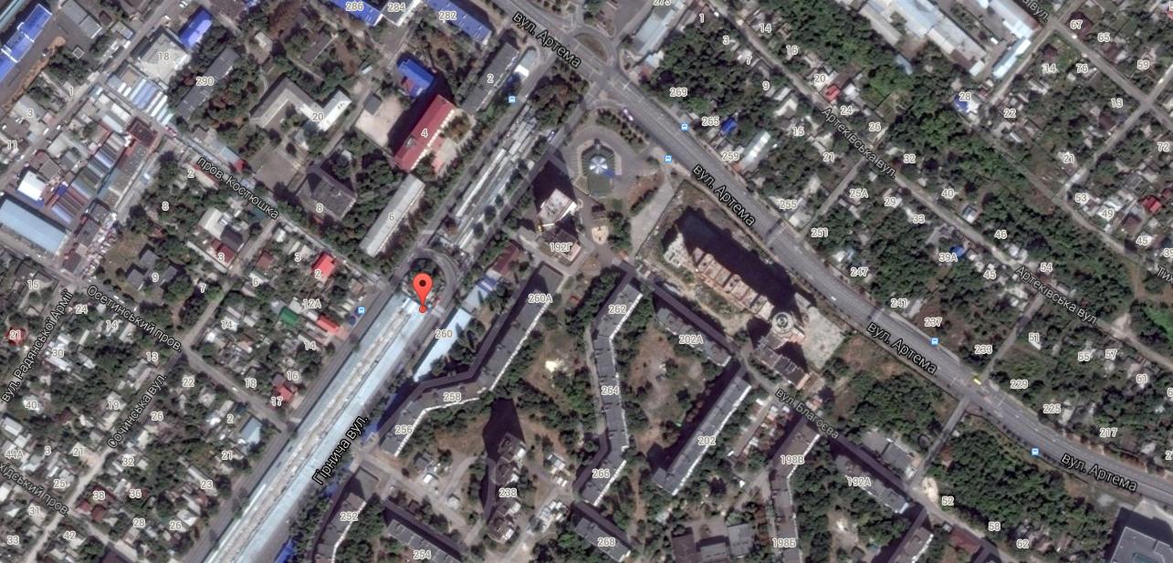 Артиллерия террористов обстреливает Енакиево и Донецк. Есть жертвы среди мирного населения, - штаб АТО - Цензор.НЕТ 8693