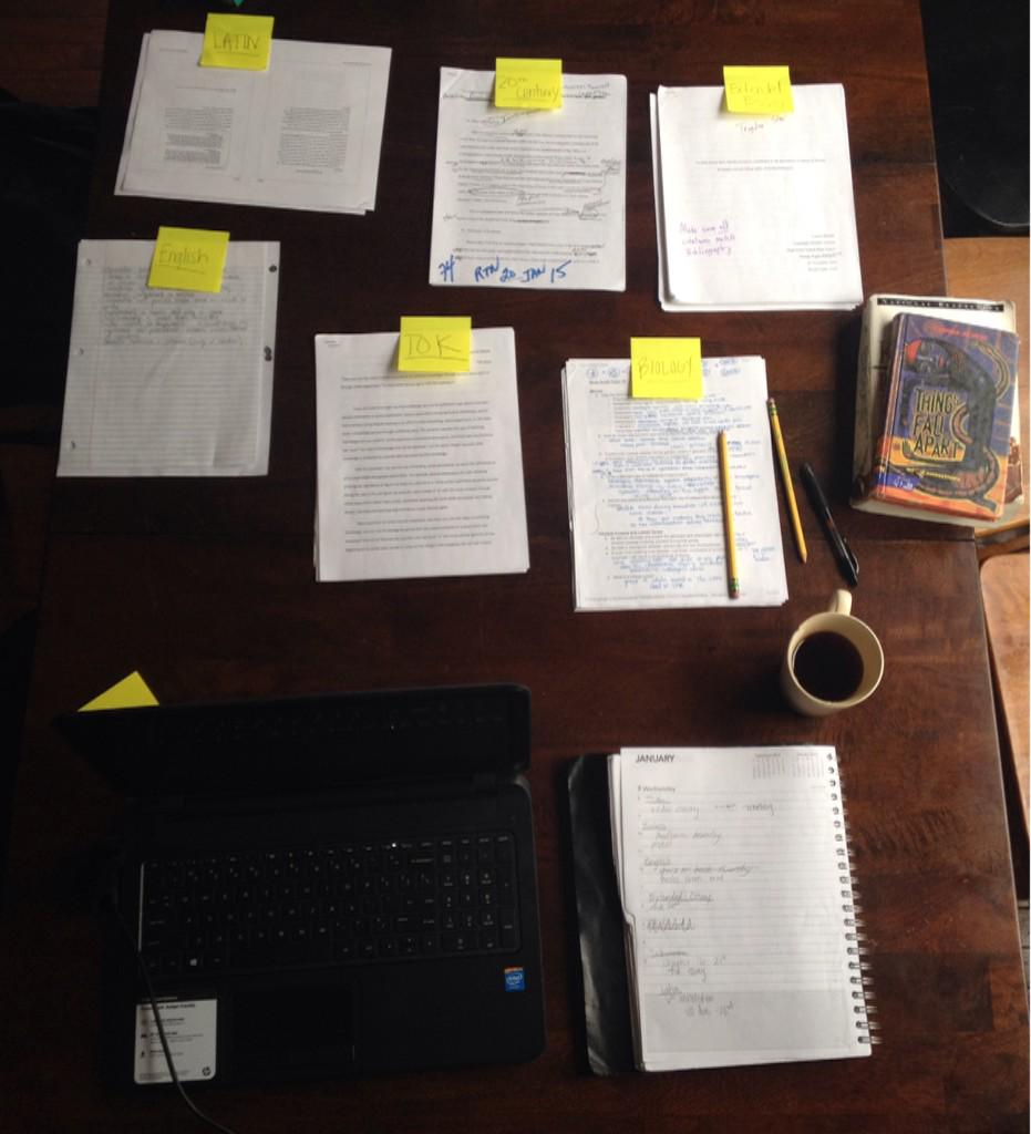 29 Signs You Were An IB Student