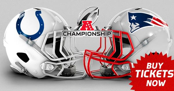 JAN 18 #COLTS VS #PATRIOTS! Dont miss out to get tickets >> http://t.co/HTe1wZ1Kjj << #PatsNation #ColtsNation http://t.co/YQPpvRLTJR