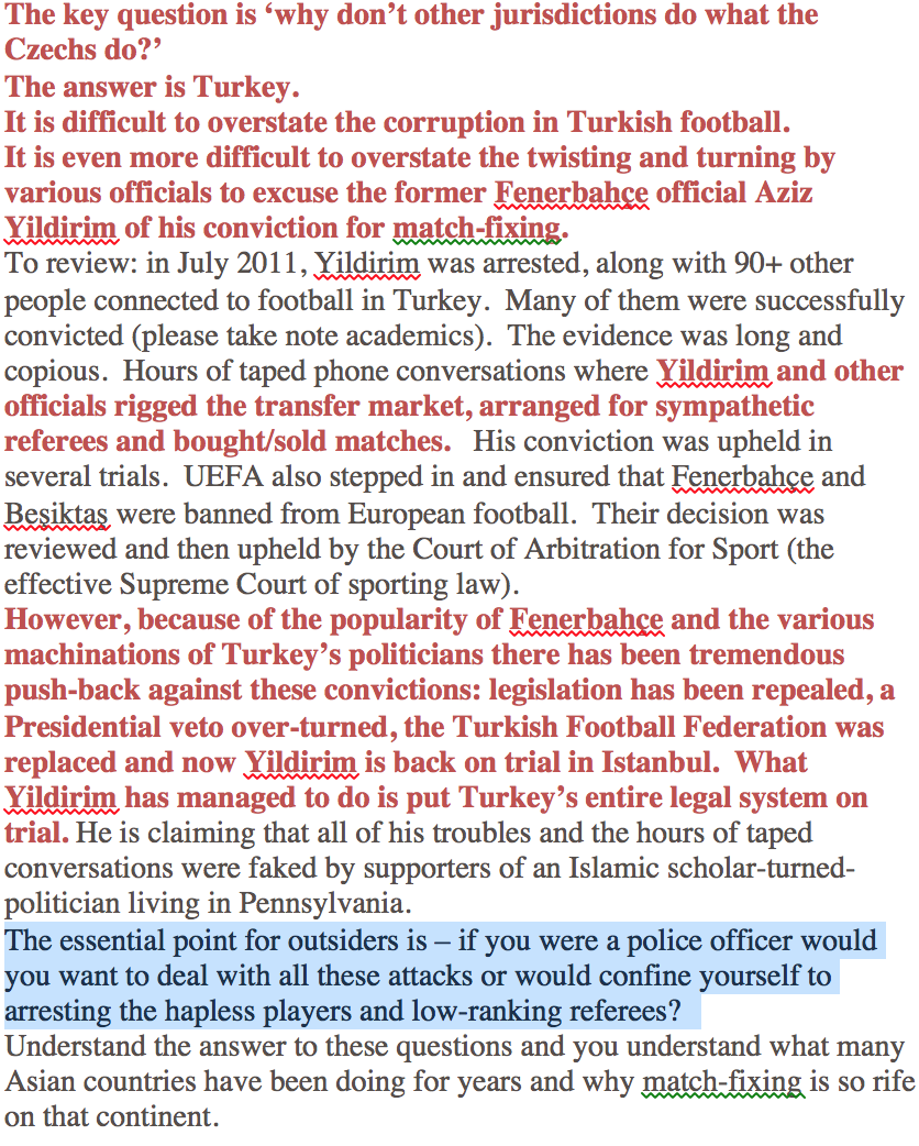 the corruption in turkey politics essay political corruption: causes, effects and remedies introduction corruption is like a parasite1 that resides in the body and feeds from the essential nutrients being given to the being this parasite is growing at a rapid pace and is feeding on individuals and on society.