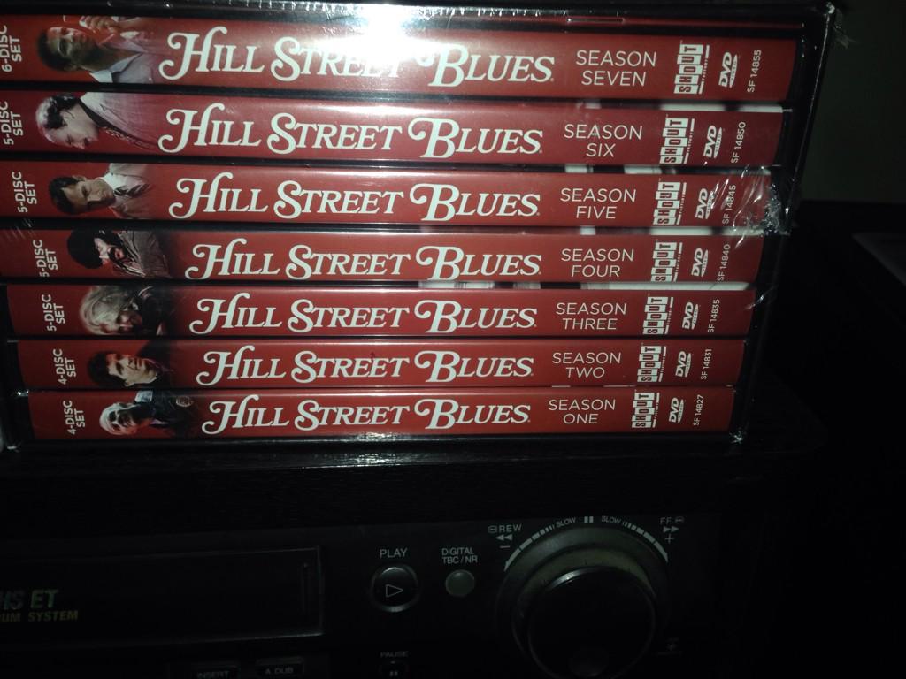 Hill Street Blues (@HillStreetStn) | Twitter