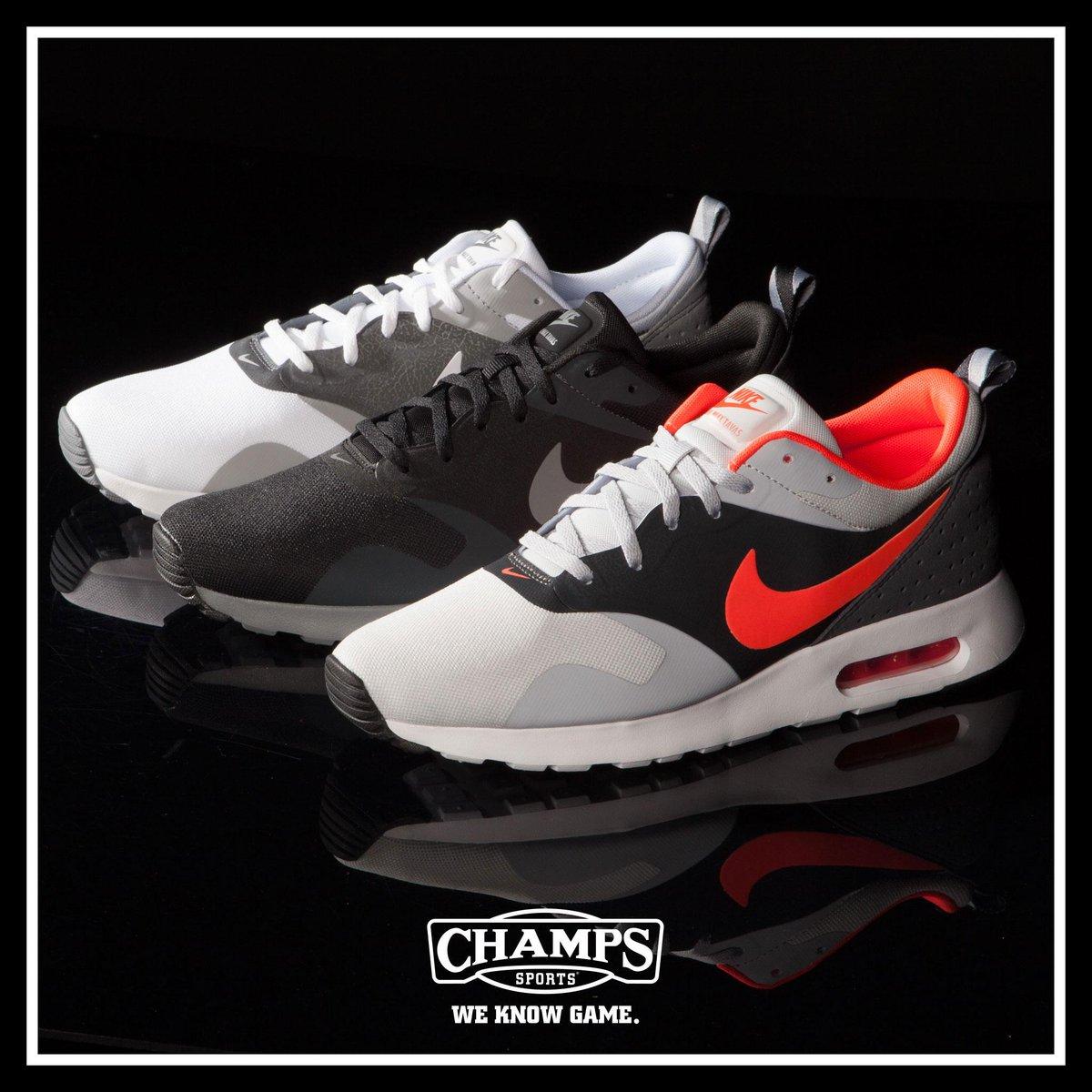"""3104af17050b3a  FSchrehardt RT"""" champssports  Nike Air Max Tavas means business.  http   trib.al FDtCa2S pic.twitter.com WROfXxWHC7"""""""