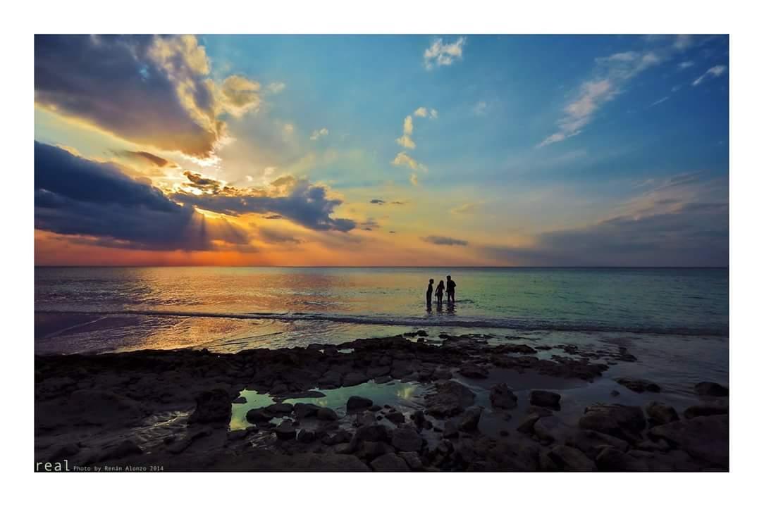 Playa San Lorenzo, una de las playas de Campeche