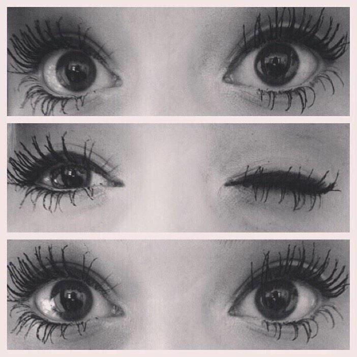 Beauty Hacks On Twitter Eyelashes Like This Are Not Cute It