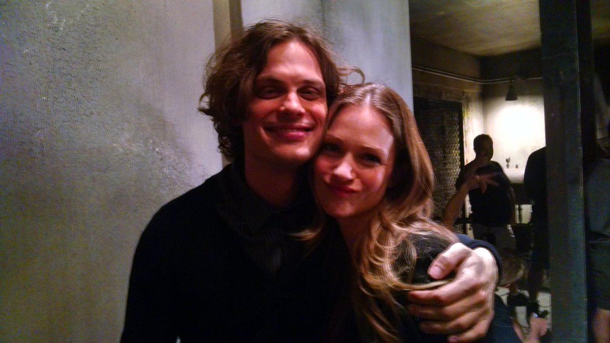 10 years of @GUBLERNATION & @ajcookofficial bringing sunshine to the dark corners of the world. #CriminalMinds http://t.co/GwBbhNIi2s