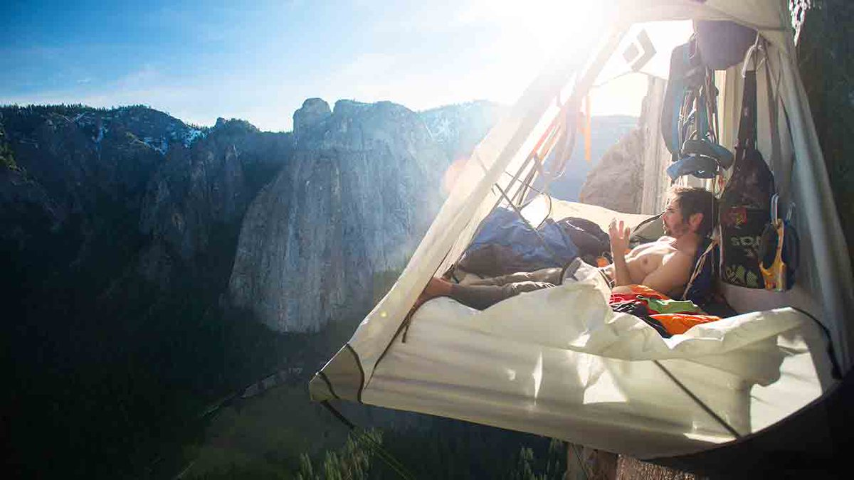 Video diary of Kevin Jorgeson as he climbs El Capitan http://t.co/JN7oMgiXJ8 http://t.co/wL8Heh0R81