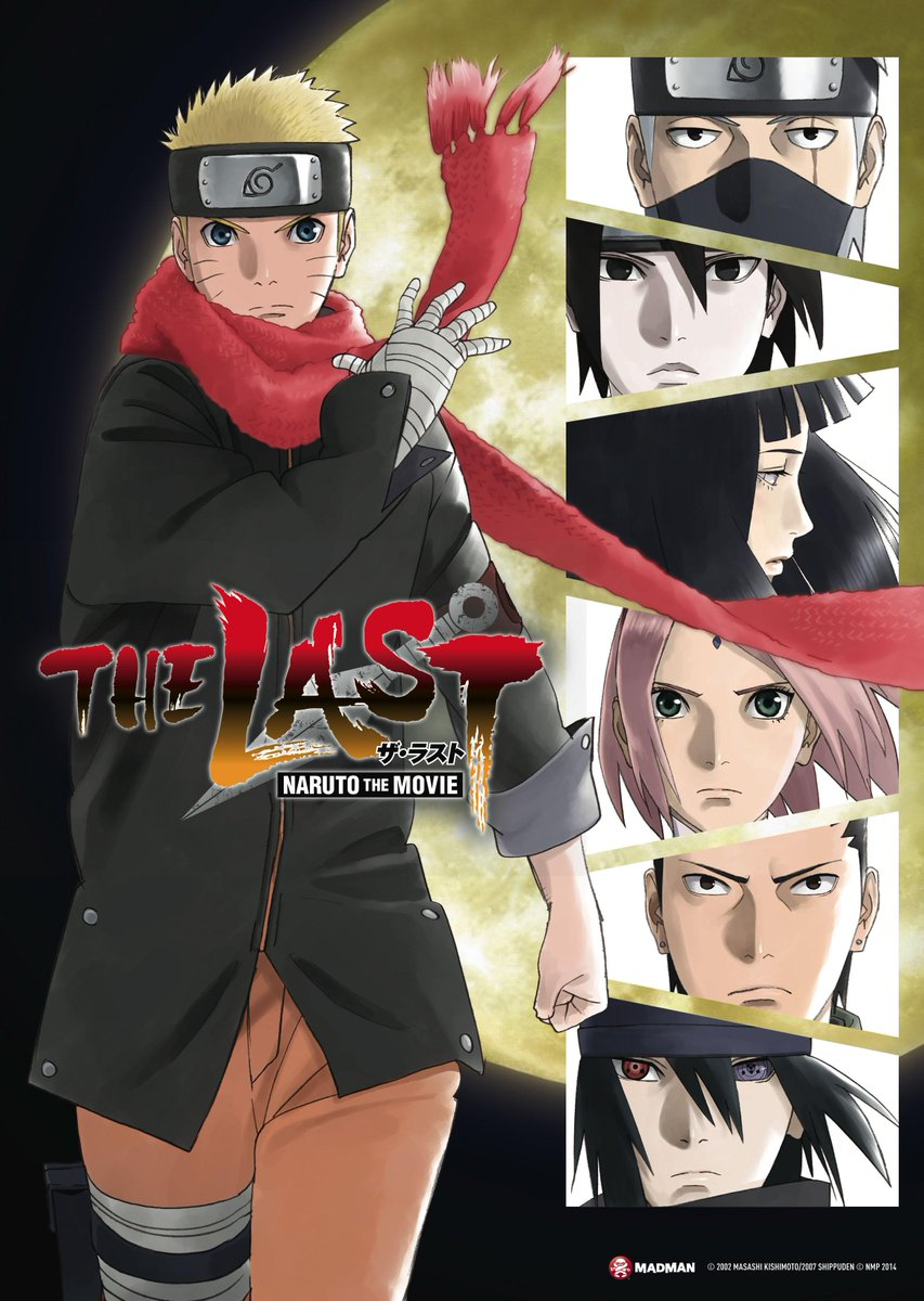 Naruto Shippuuden Filme 7 – The Last Legendado