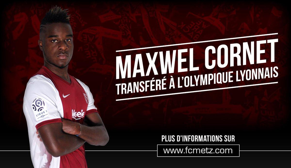 #Transfert Maxwel #Cornet quitte le #FCMetz six mois avant la fin de son contrat http://t.co/G7NhEz5n3M