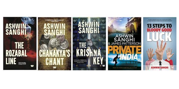 Rozabal Line. Chanakya's Chant. Krishna Key. Private India. 13 Steps. http://t.co/SFB9dDjHO8 http://t.co/zyUmRuhbZZ http://t.co/icx9czeQJn