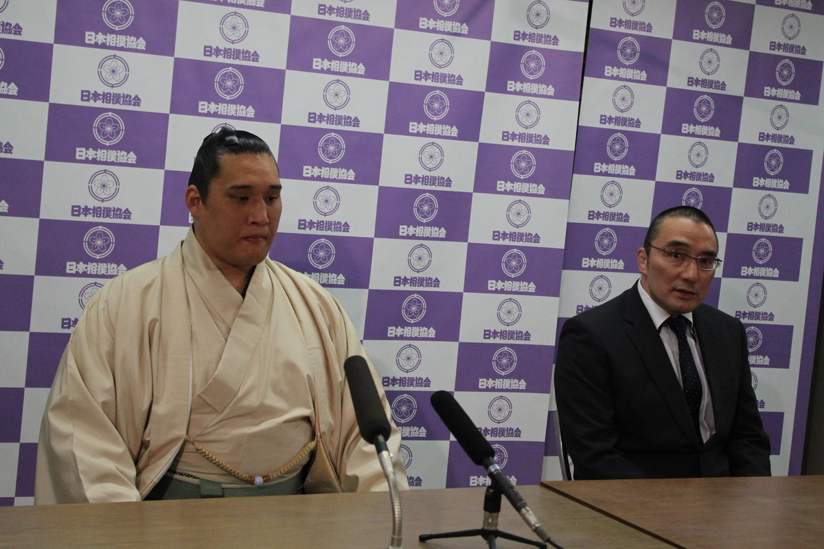 相撲協会 ツイッター