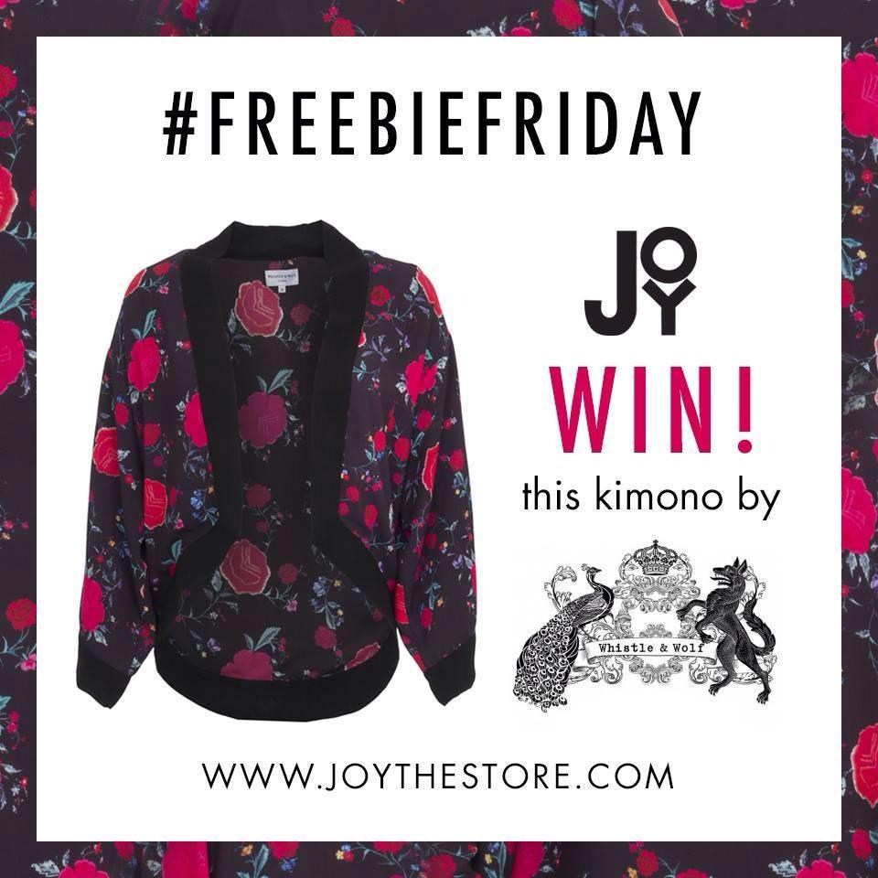 #FreebieFriday! Want to #win a @wolfandwhistle Kimono? Follow & RT to enter! UK only, ends Sun http://t.co/tQZiS6w6He http://t.co/iI06ugaRgg