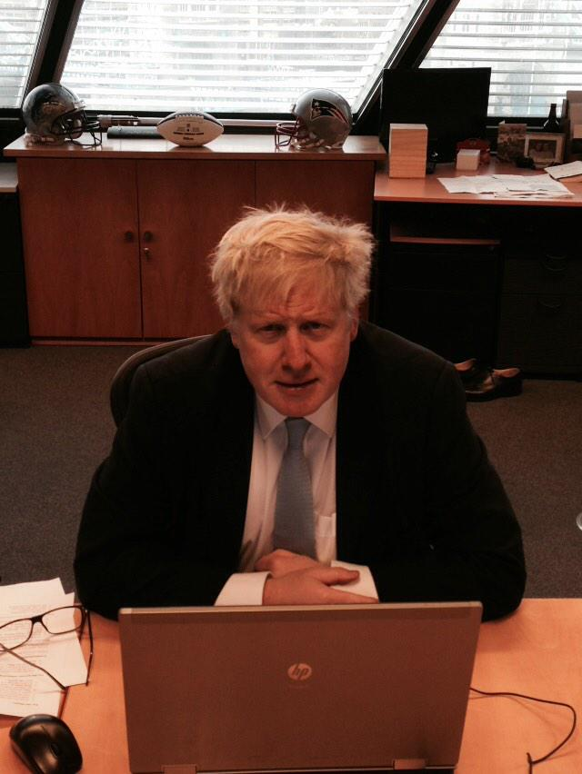I'm ready for your questions. Let's get cracking #askboris http://t.co/YnUmbJtiaa