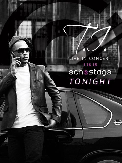 DMV Kickoff MLK Weekend Tonight with T.I. (@Tip) Live at Echostage Tickets & Table Reservations Call 202 569 7496 http://t.co/NPp13PcwlX