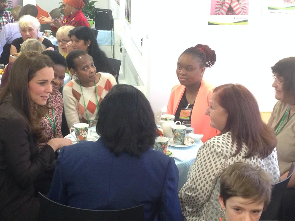 Care leaver Simone tells The Duchess about her experiences in foster care http://t.co/3KcJlafsMX
