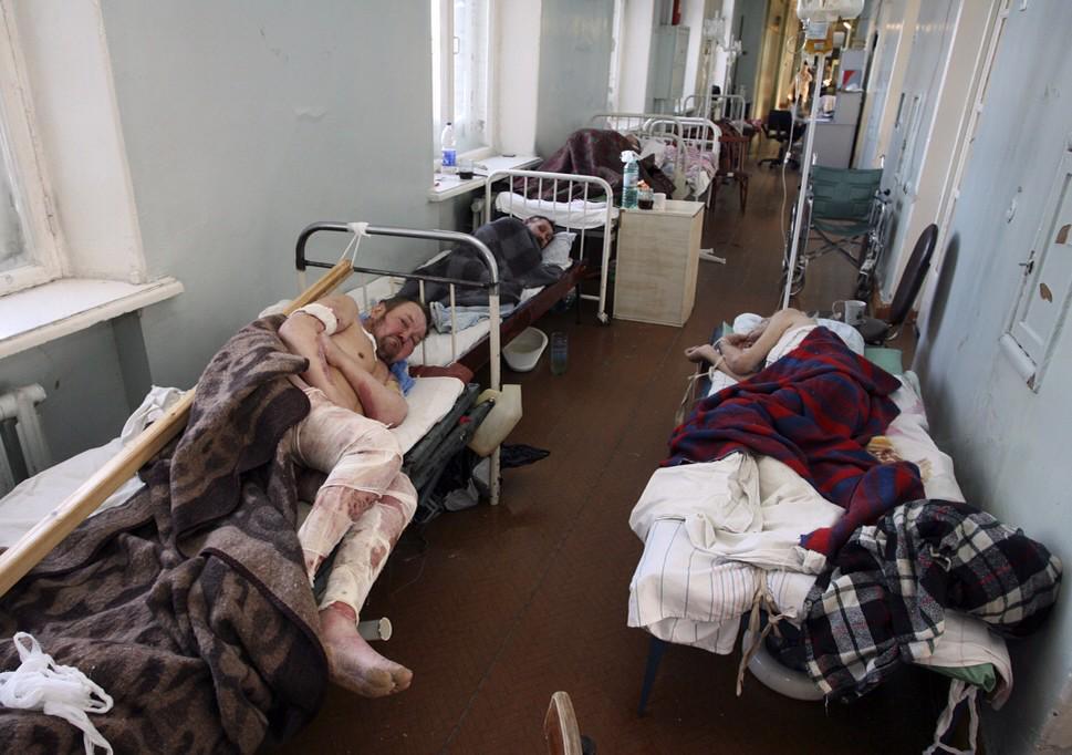 Лечить по-русски: врачи ростовской больницы выставили на улицу пожилого пациента. Через полчаса тот умер от переохлаждения - Цензор.НЕТ 5234