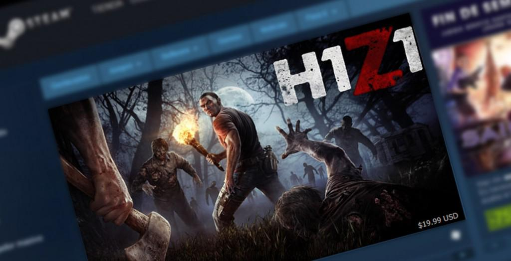 H1Z1 now on Steam Early Access | PC News at New Game Network