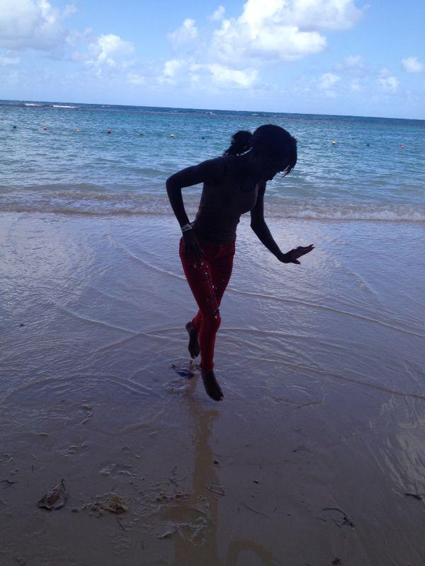Girls pretty jamaican Beautiful Jamaican