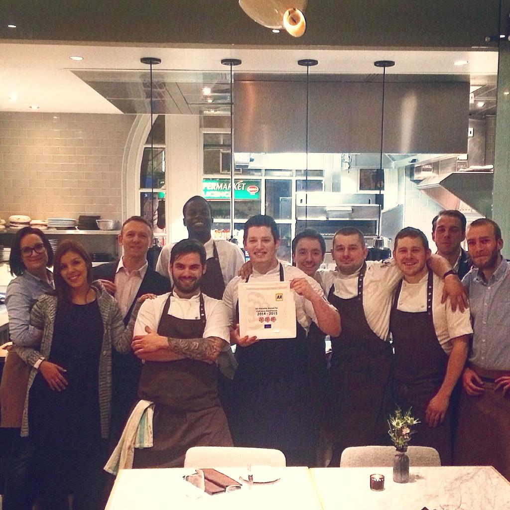 WELL DONE TEAM FOR THE 3AA ROSETTES! CONGRATS ALSO TO OUR BIG BROTHERS CITY & LITTLE SOCIAL FOR THE SAME X http://t.co/ZtOJlVYpGr