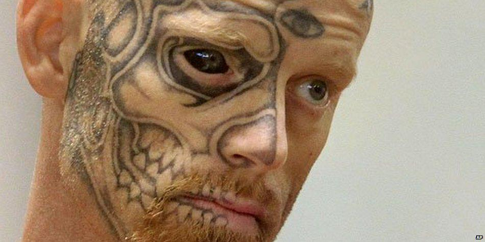 Tatouage des yeux la dangereuse pratique venue des etats unis le nouveau paradigme - Tatouage larme sous l oeil ...
