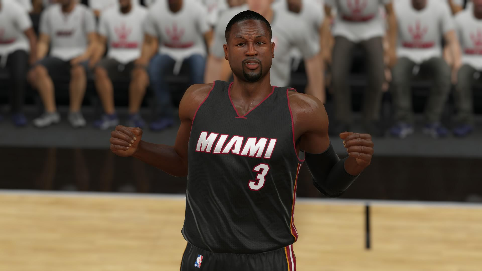 57f646f5ede Who Needs LeBron  ~ A Miami Heat MyLeague Series (NBA2k15 PS4)
