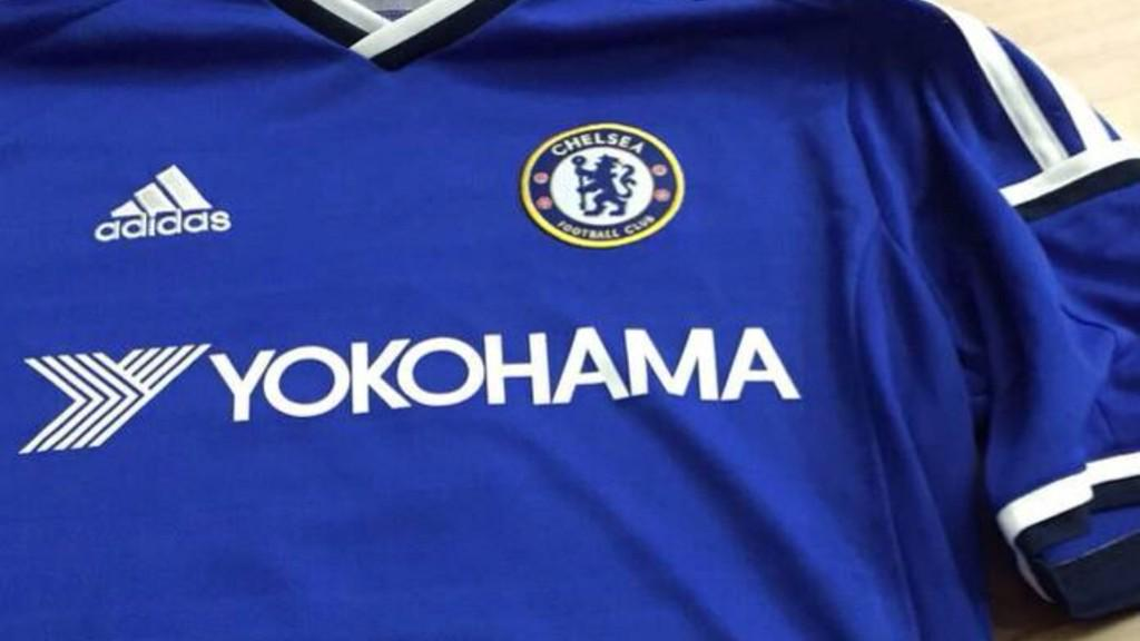 Chelsea FC announce a five-year deal with The Yokohama Rubber Company