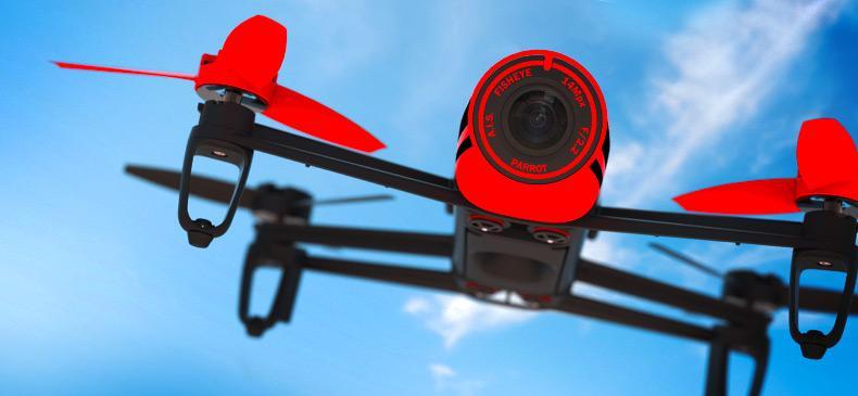 It's a bird, it's a plane...…it's MiniDrones from @Parrot, w/Broadcom Wi-Fi inside. Read more: http://t.co/lm4oUJkFSv http://t.co/fzSw0Z0NxR