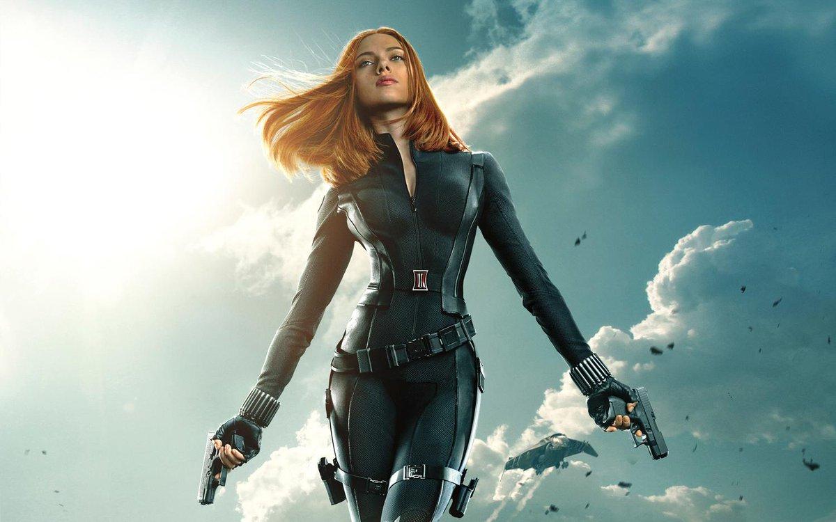 Scarlett Johansson (Natasha Romanoff / Vedova Nera)