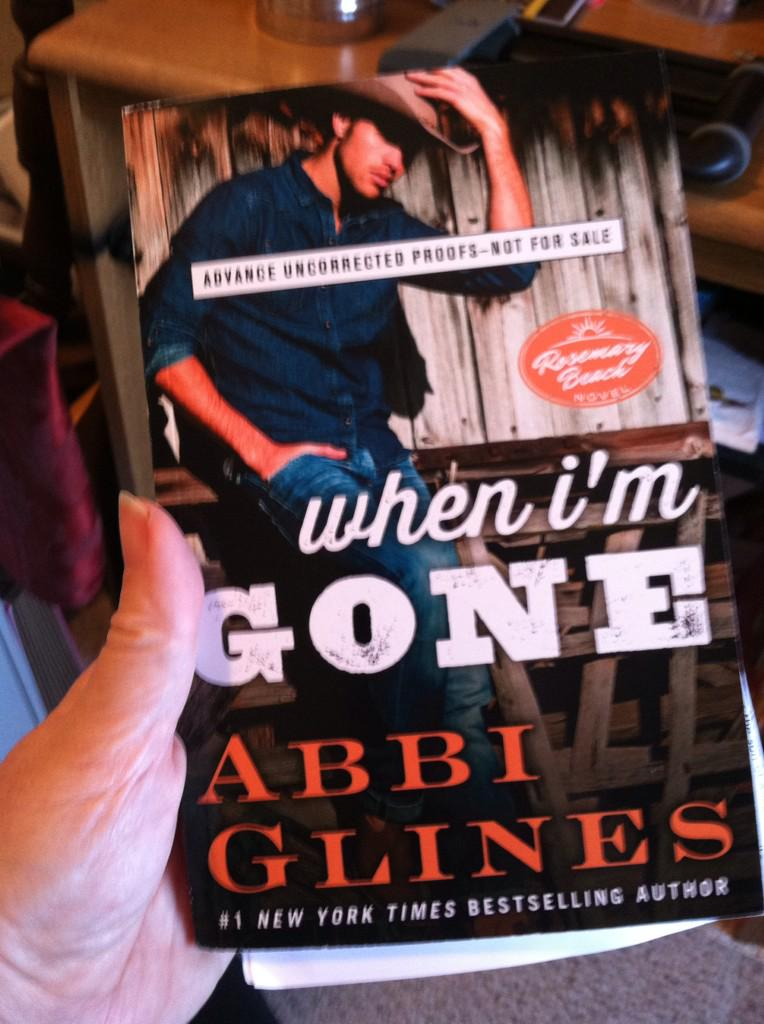 It's a tough job, but somebody has to read THIS! @AbbiGlines @AtriaBooks http://t.co/QkqDxXmALy