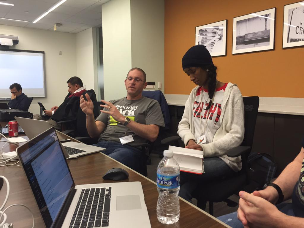 New website coming! Yahoooo! RT @phillygivecamp: It's crunch time with @operationjack here at #Givecamp! http://t.co/2Y5tmnew23