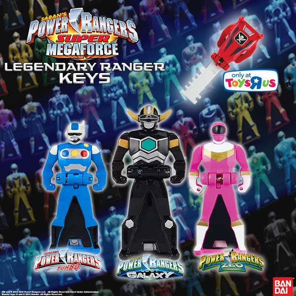 New Legendary Ranger Key Sets! including Turbo, Lost Galaxy and Zeo! Exclusively at Toys R Us http://t.co/ybhUdGKWbo http://t.co/ZOMvYtTDKS