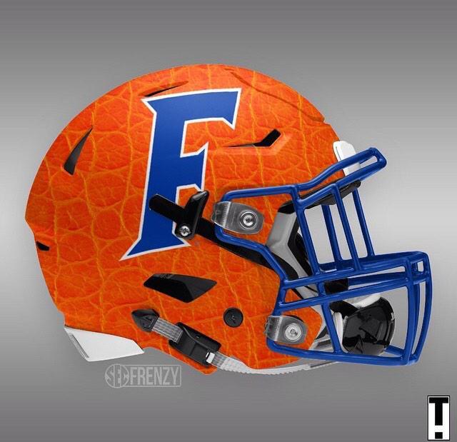 """RT @Gatorbait_edits: Dope helmet design RT if you like it Fav if you don't http://t.co/Ah7ZTw03hN"" Oh Hellz Yeah! Bad-Ass!"
