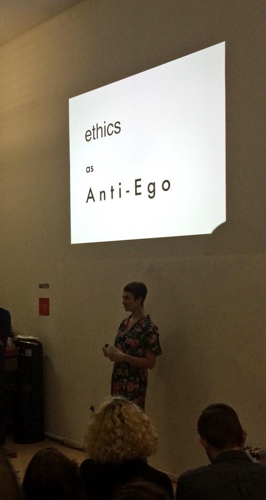 Ethics + design with @Milkzaps for @HeyKluge 🔷🔸🔷 http://t.co/DNDe7V4YvM