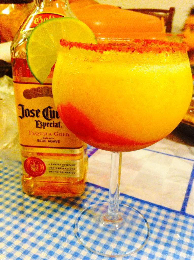 Mangonada Alcohol Drink