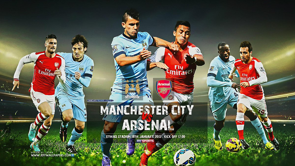 Manchester City – Arsenal Streaming, come vedere Diretta TV Live Premier League e Video Gol