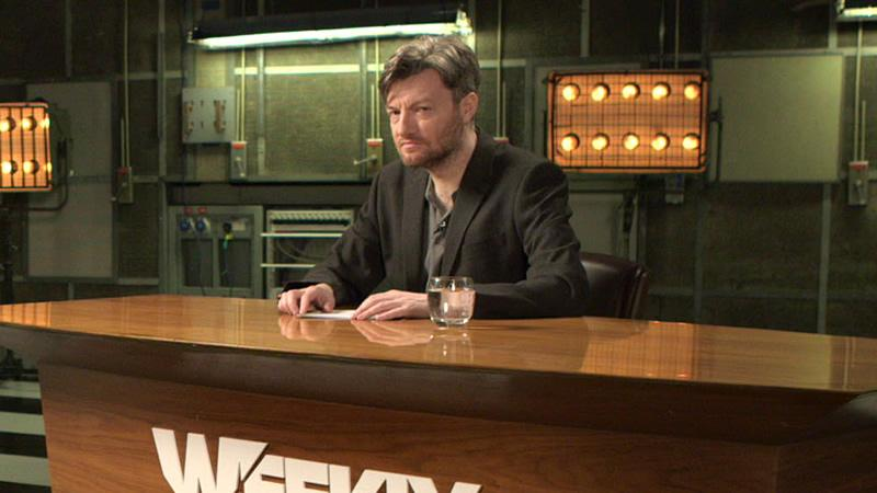 Charlie Brooker's Weekly Wipe returns on Thursday 29th January. (@charltonbrooker): http://t.co/QfUPd91sG3 http://t.co/exeEXucqNI