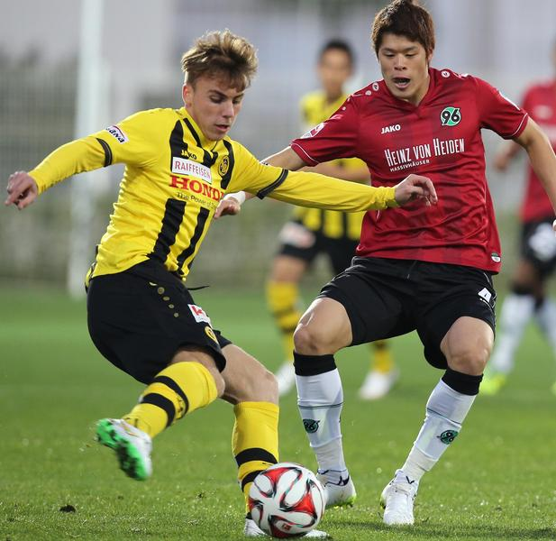 Sulejmanov places full focus on Young Boys