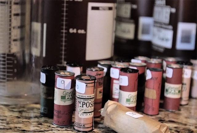 31 Rolls of Undeveloped Film from a Soldier in WWII Discovered and Processed http://t.co/K5QWGBUnch http://t.co/Ovpy80yNJx