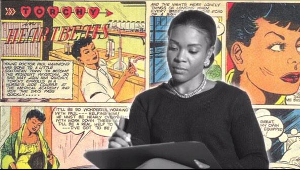'she makes comics'-new doccie on female comic creators through the yrs http://t.co/3gOMenvNQs h/t @IAm_LisaBent http://t.co/1OebflmyRW