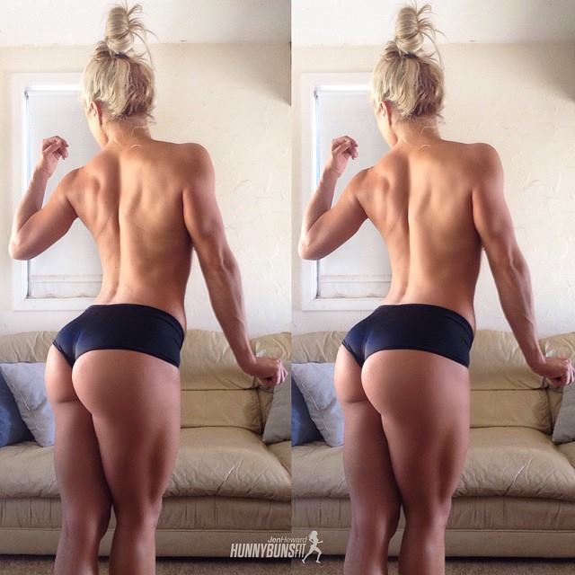 Fit gym girls naked