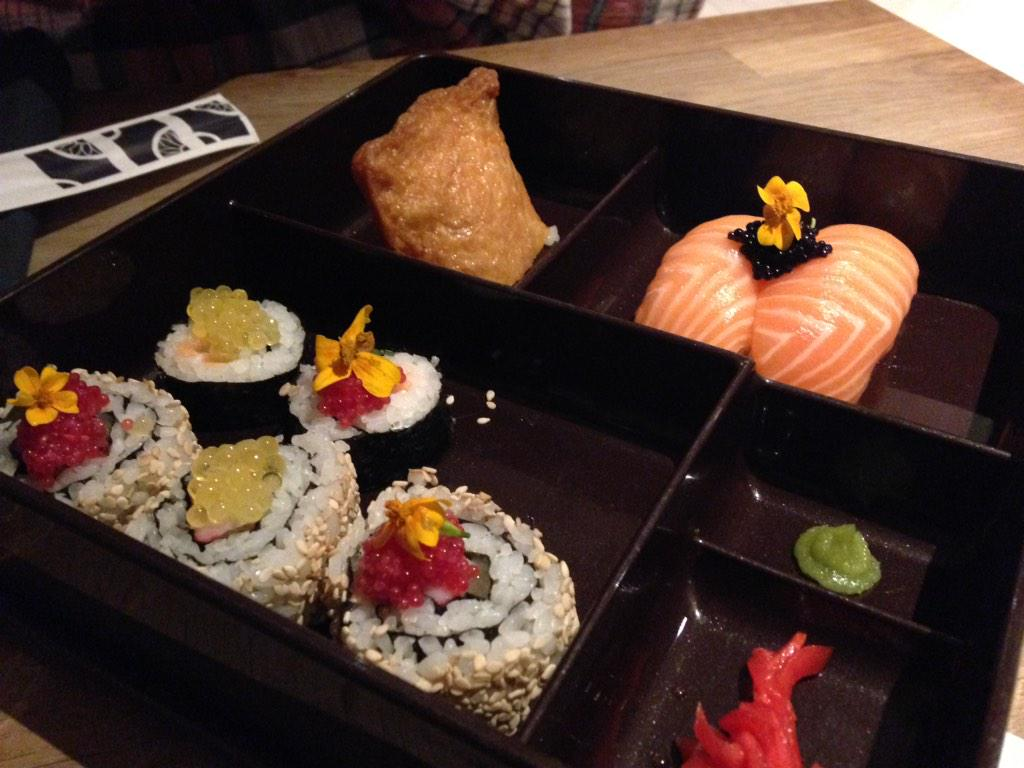 Just had a fantastic meal at @MomoNoKiRamen. Will be returning for sure! http://t.co/YW9ZCXf8my