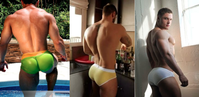 Gay Muscle Butts 120