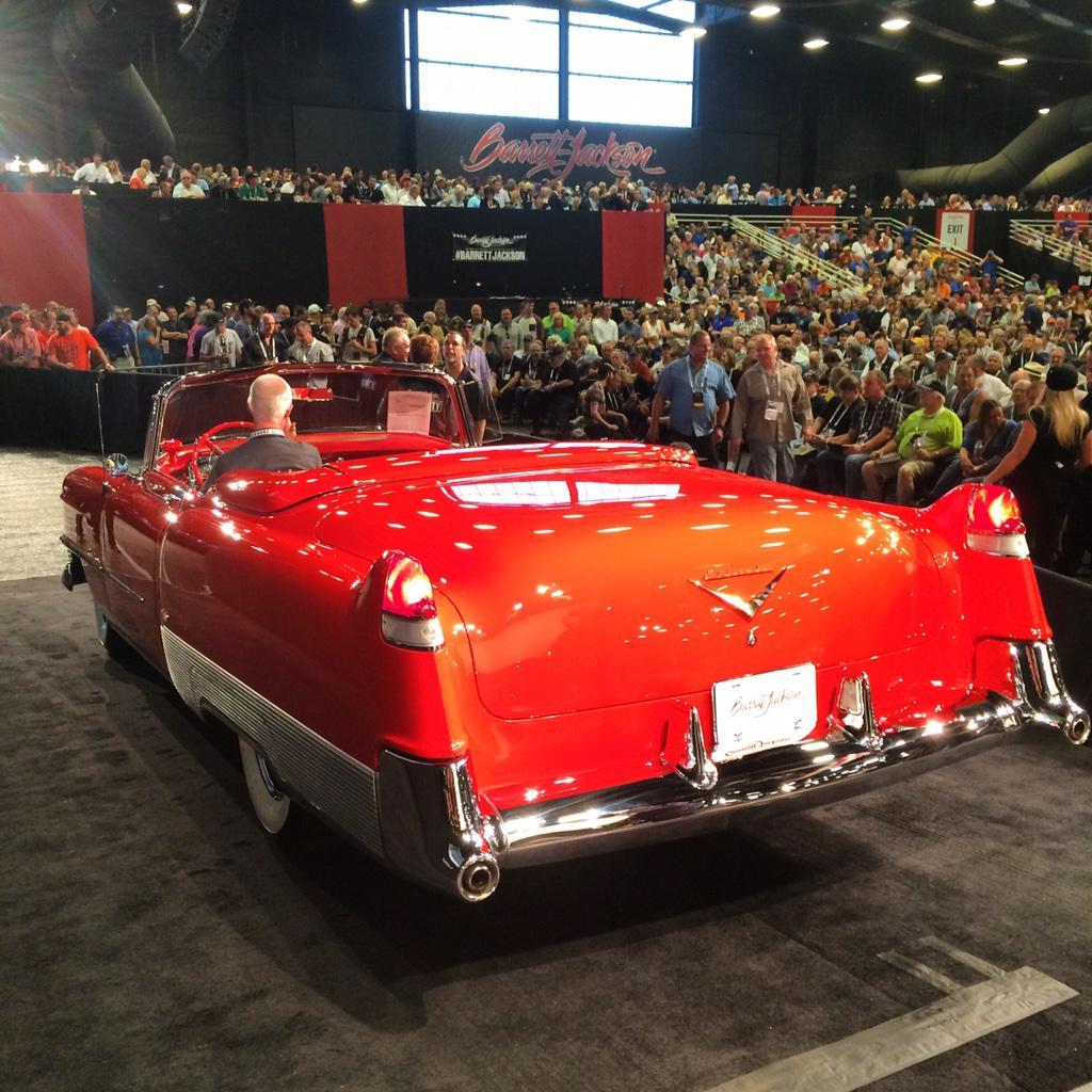 Barrett Jackson On Twitter Lot 5060 1954 Cadillac Eldorado El Dorado 323 Pm 17 Jan 2015
