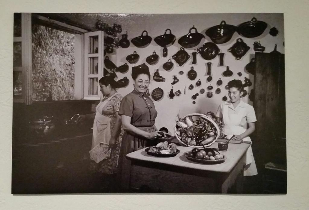 The @sfmexicanmuseum has a great exhibit on Mexican culinary history going on until March. Be sure to check it out! http://t.co/oDJ5oVU7yV